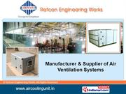 Air Handling Unit By Refcon Engineering Works Ghaziabad
