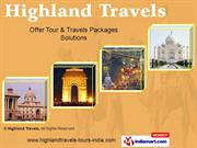 Rajasthan Tour And Travels By Highland Travels New Delhi