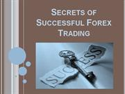 Secrets of Successful Forex Trading