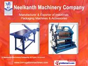 Eccentric Slotter Machine By Neelkanth Machinery Company Faridabad