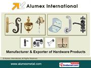 Wrought Iron Products By Alumex International Faridabad