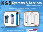 Filter Cartridge By Systems & Services Mumbai