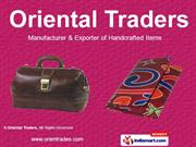 Handcrafted Leather Bags By Oriental Traders Kolkata