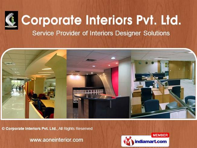 Turnkey Office Solutions By Corporate Interiors Pvt Ltd New Delhi  |authorSTREAM