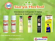 Dietary Supplements And Nutraceuticals By Surya Herbal Ltd. Noida