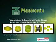 Plastic End Covers. By Plastronix Coimbatore