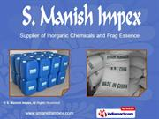 Inorganic Chemicals By S. Manish Impex Chennai