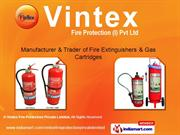 Fire Extinguisher By Vintex Fire Protection Private Limited Mumbai