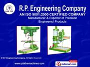 Grinding Machines By R.P. Engineering Company Batala