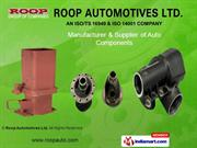 Steering Column Sub Assemblies (Automotive) By Roop Automotives