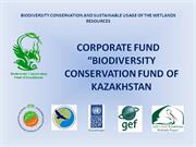 "corporate fund ""biodiversity conservation fund of kazakhstan"