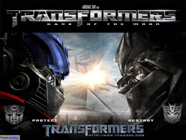 transformer shooting games