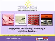 Logistic Division By Total Strategic Solutions India Pvt. Ltd.