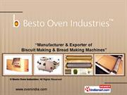 Bread Making Machines & Bread Baking Machines By Besto Oven Industries