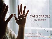 isu presentation - cat's cradle