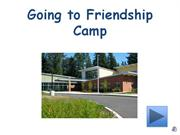 Friendship Camp 2011