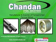 Stainless Steel Hex Bars By Chandan Steel Industries Mumbai