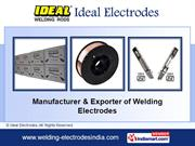 Stainless Steel Welding Electrodes By Ideal Electrodes Coimbatore