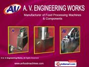 Papad Plant By A. V. Engineering Works Patiala