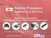Machine Brushes By Rohne Precision Engineering & Servicing Coimbatore
