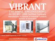 Bell Furnace By Vibrant Thermal Engineering Chennai