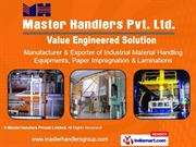 Lamination Technology By Master Handlers Private Limited Pune
