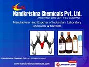 Speciality Chemicals By Nandkrishna Chemicals Pvt. Ltd. Dhule