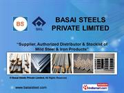Mild Steel Flats By Basai Steels Private Limited Hyderabad
