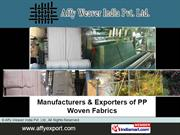 Woven Geotextile By Affy Weaver India Pvt. Ltd. Ghaziabad