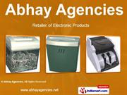 Currency Checking Machine By Abhay Agencies Surat