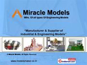 Industrial And Engineering Models By Miracle Models Bengaluru