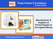Pizza Boxes By Pooja Cartons & Containers Private Limited Chennai