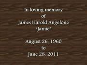 Jamie Angelone A  Tribute