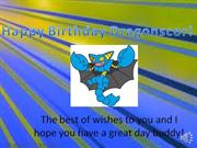 Happy Birthday Dragonsor