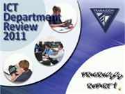 Progress 1 - ICT Dept Review 2011