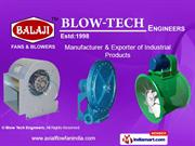 Centrifugal Blowers By Blow Tech Engineers Thane