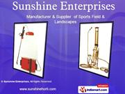 Sports Field Development By Sunshine Enterprises Chennai