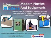 Rubber Moulding Machines By Modern Plastics & Equipment, Coimbatore