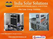 Solar Products By India Solar Solutions New Delhi