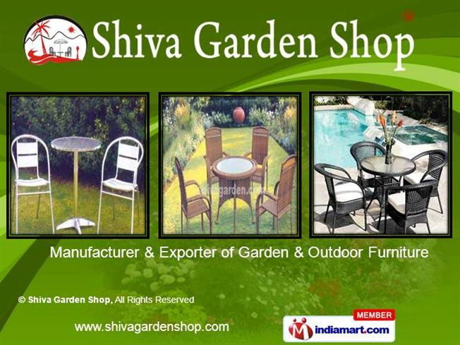 outdoor furniture product by shiva garden shop new delhi authorstream - Garden Furniture Delhi