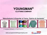 Dyed Yarn Fabrics By Youngman Clothing Co. Tiruppur