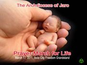prayer march for life