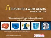 Industrial Gearboxes By Sokhi Heli-Wom Gears Private Ltd Ghaziabad
