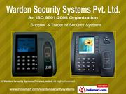 Security Appliances By Warden Security Systems Private Limited
