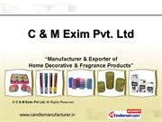 Floating Candles By C & M Exim Pvt Ltd New Delhi