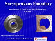 Carbon Steel Castings By Suryaprakaas Foundary Coimbatore