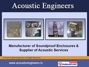 Acoustic Treatment Products By Power System Engineers New Delhi
