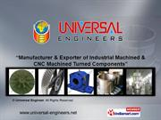 Slewing Ring Bearing By Universal Engineer Ahmedabad