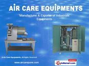 Industrial Equipments By Air Care Equipments Pune