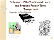 5 Reasons Why You Should Learn and Practice